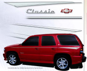 FLASHBACK : Chevy Retro Vinyl Graphics Kit (M-4008)