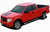 "NEW! * Ford F-150 ""Tremor FX Appearance Package Style"" Hood Vinyl Graphics and Decals Kit! Ready to install for your F-150 Ford Truck for 2009 2010 2011 2012 2013 2014 Models. Professional ""OEM Style"" and Design! For Automotive Restylers and Dealers!"
