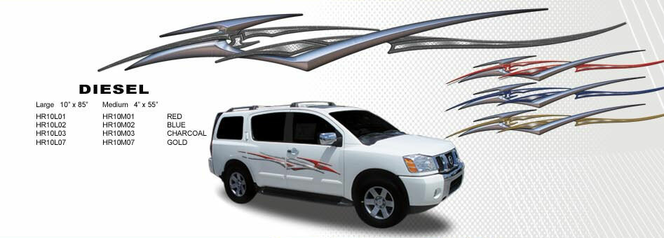 Graphics For Suv Decals And Graphics Wwwgraphicsbuzzcom - Auto graphics for carillusionsgfx custom automotive graphics