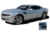 Camaro SPEED : 2010 2011 2012 2013 Camaro Side Vinyl Graphics Kit - 2010-2013 Chevy Camaro SPEED Graphics Kit! Engineered specifically for the new Camaro, this kit will give you a factory OEM upgrade look at a discount price! Pre-cut pieces ready to install!