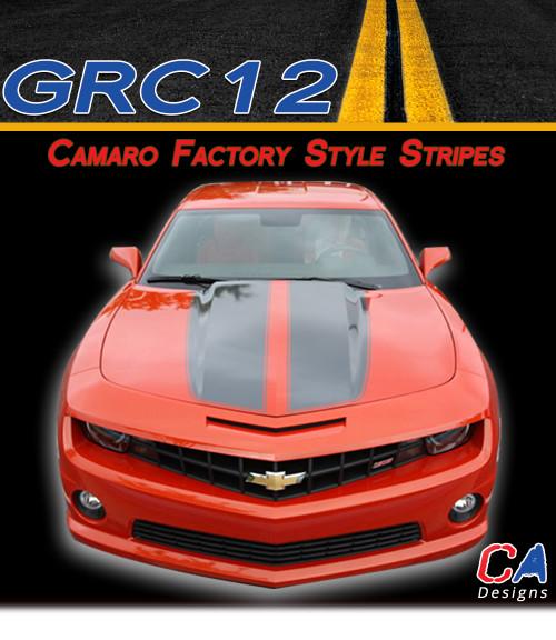 2010 2013 Camaro Factory Style Racing Stripes Kit