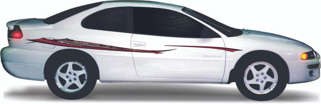 BLADE RUNNER Premium Automotive Vinyl Graphics MoProAuto - Vinyl graphics for a car