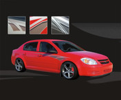 AERO : Universal Style Vinyl Graphics Kit  Universal Fit Vinyl Graphics Kit with an awesome shadow style, for small cars and SUV's