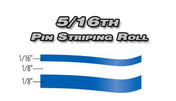 5/16th x 150ft Professional Vinyl Pinstriping Roll  Pro Grade Vinyl Pin Striping Rolls Made Exclusively for the Automotive Market!