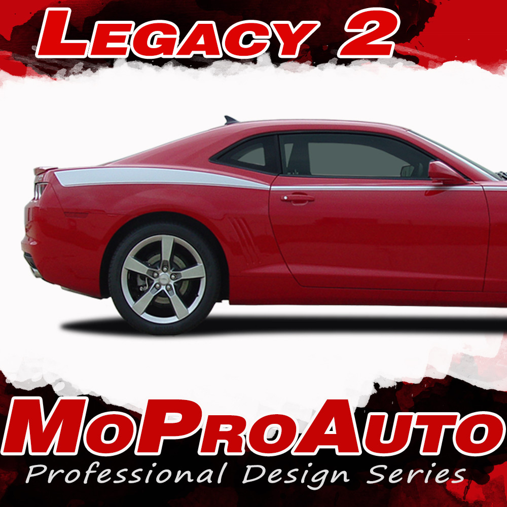 2014 2015 Legacy 2 Chevy Camaro Upper Side Accent