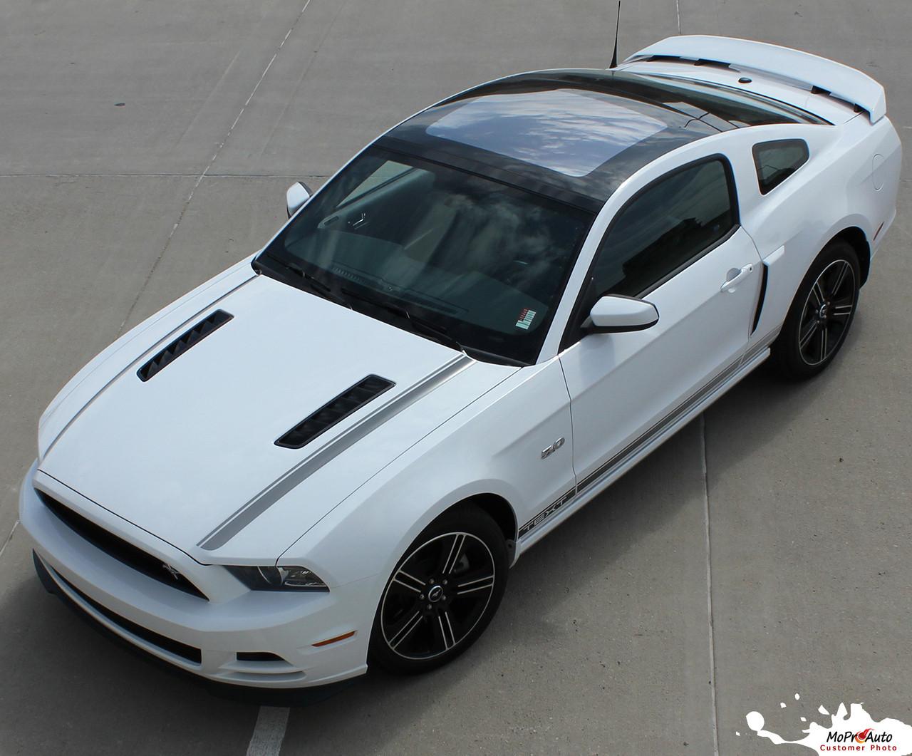 2013 2014 Cali Ford Mustang Quot California Special Quot Gt Cs
