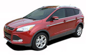 2013 2014 2015 2016 2017 2018 Ford Escape OUTBREAK Vinyl Graphics Kit! Engineered specifically for the new Ford Escape, this kit will give you a factory OEM upgrade look at a discount price! Pre-trimmed sections ready to install! Fits Ford Escape Body Lines . . .