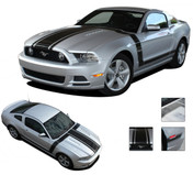 "PRIME 1 : Ford Mustang ""BOSS 302"" Style Vinyl Graphics Kit  - * NEW Boss Style Vinyl Graphics Kit for the Ford Mustang! Factory Style without the factory cost! Gives a retro muscle car look that will set your Mustang apart!"