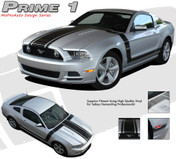 "PRIME 1 : Ford Mustang ""BOSS 302"" Style Vinyl Graphics Kit  * NEW Boss Style Vinyl Graphics Kit for the Ford Mustang! Factory Style without the factory cost! Gives a retro muscle car look that will set your Mustang apart!"