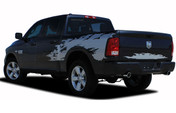 "RAM RAGE SOLID : 2009 2010 2011 2012 2013 2014 2015 2016 2017 2018 Dodge Ram ""Power Wagon Style"" Vinyl Graphics Kit (M-PDS3107) Engineered specifically for the new Dodge Ram body styles, this kit will give you a factory ""MoPar OEM Style"" upgrade look at a discount price! Ready to install!"