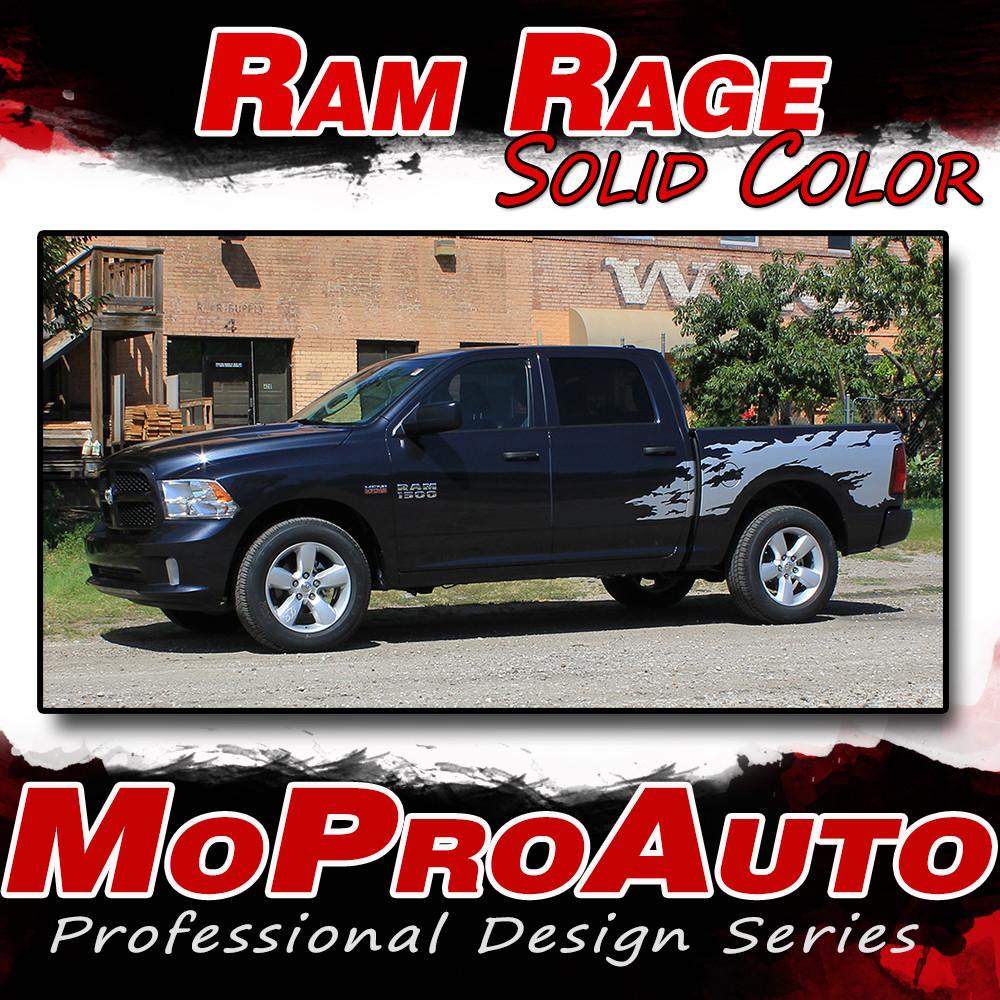 "RAM RAGE SOLID : 2009-2015 2016 2017 2018 Dodge Ram ""Power Wagon ..."
