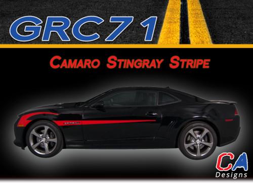 camaro stingray:
