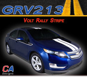 2011-2015 Chevy Volt Rally Vinyl Stripe Kit (M-GRV213)