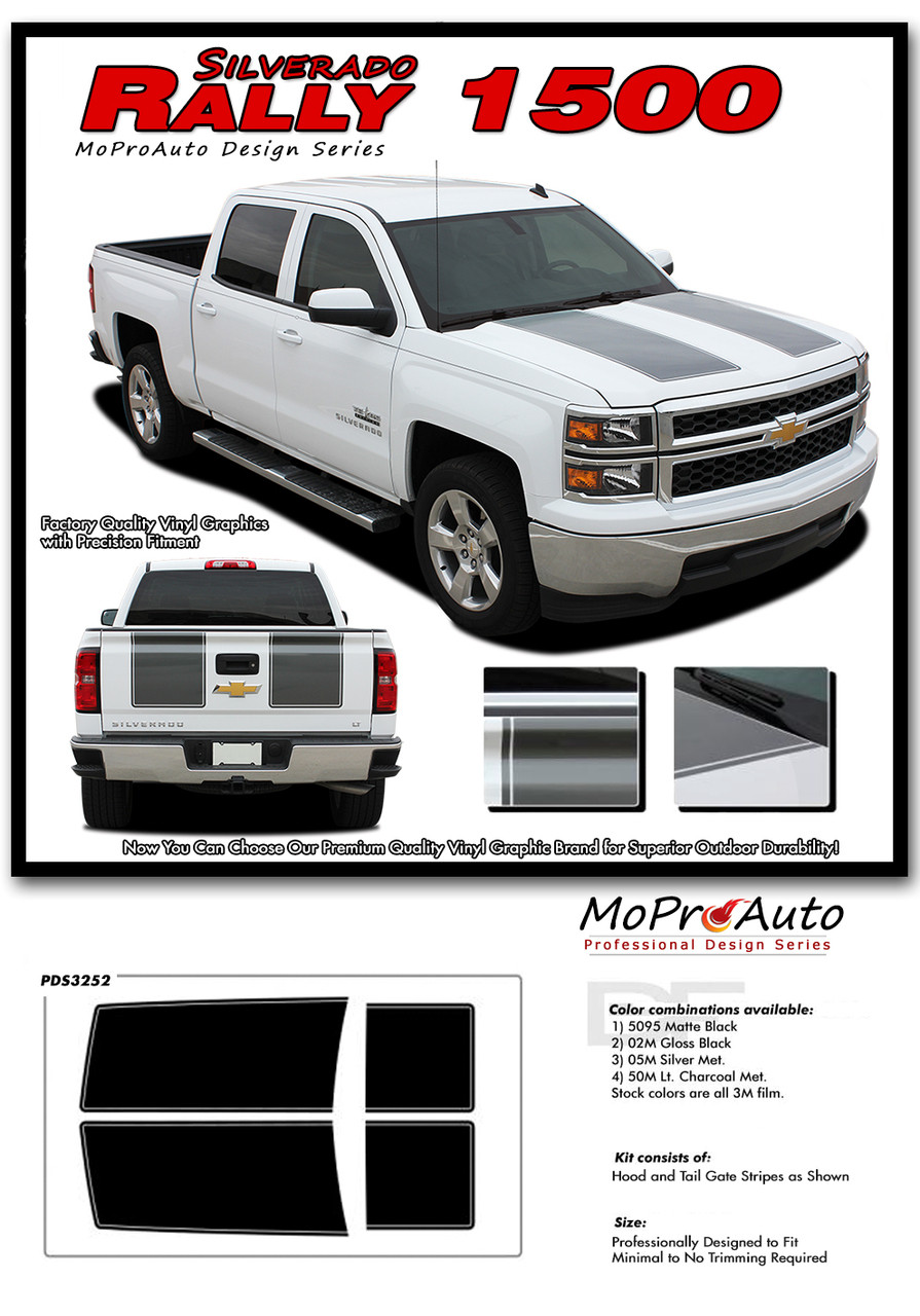 Rally Edition Silverado New Car Review And Release Date - Chevy decals for trucksmore decalchevrolet silverado rally edition unveiled