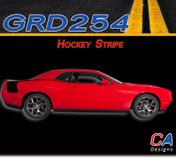 2015 Dodge Challenger Hockey Stripe Vinyl Stripe Kit (M-GRD254)