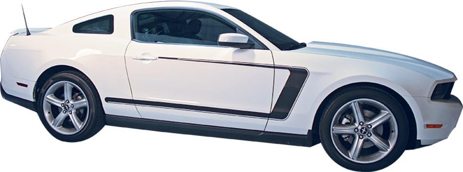 c kit Mustang strip