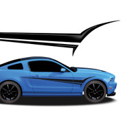 VIPER : Automotive Vinyl Graphics and Decals Kit - Shown on FORD MUSTANG (M-916)