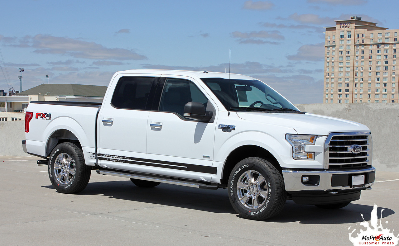 Ford F 150 Rocker Panel Decals Html Autos Post