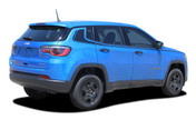 2017 2018 Jeep Compass ALTITUDE Vinyl Graphics Stripes and Decals Kit! Engineered specifically for the new Jeep Compass, this kit will give you a factory OEM upgrade look at a discount price! Cut to fit sections ready to install! Fits Jeep Compass Upper Body Line Side Rocker Panels . . .