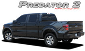 """REPLACEMENT SECTIONS FOR PREDATOR 2 : 2009 2010 2011 2012 2013 2014 Ford F-Series """"Raptor"""" Style Vinyl Graphics and Decals Kit"""