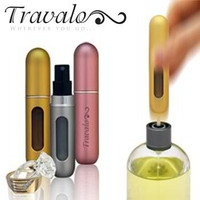 01 Travel & Trial Size Spray Atomizer - CLASSIC Travalo