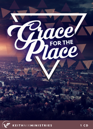 Grace for the Place 1 CD Package