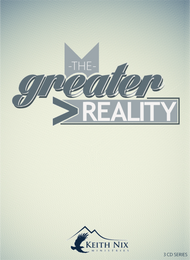 The Greater Reality 3 CD Series