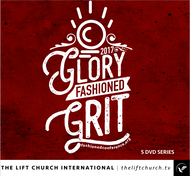 GLORY GRIT (FASHIONED 17 DVD)
