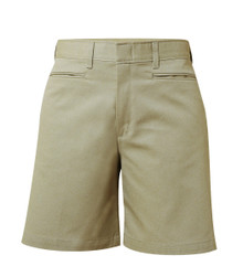 Female Mid Ride Shorts - Khaki Only