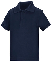 Classroom Toddler Short Sleeve Polo - FJCS
