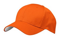 YC833 - Port Authority® Youth Pro Mesh Cap w/Embroidered Logo