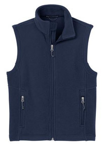 Port Authority® Youth Value Fleece Vest w/Embroidery Logo - Trinity