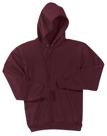 Port & Company® - Essential Fleece Pullover Hooded Sweatshirt - Trinity