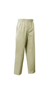 Toddler Pull-On Pants - Khaki Only