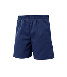 Toddler Pull-On Shorts - Navy Only