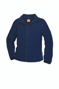 Full Zip Fleece Jacket - OLOS