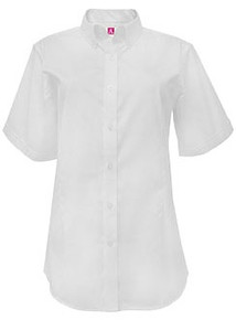 Short Sleeve Pinpoint Oxford Shirt - SFDA