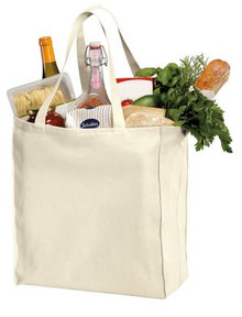 B110 - Port Authority® Over-the-Shoulder Grocery Tote - Trinity