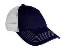 DT607 - District® - Mesh Back Cap - Trinity