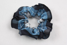Hair Scrunchie Plaid 85