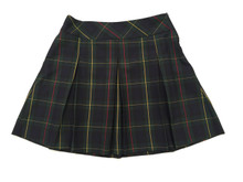 Girls Skirt - Midrise Skirt in Plaid 83