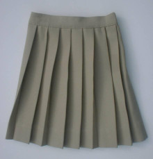Girls Skirt - Knife Pleat