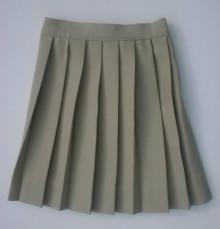 Girls Skirt - Knife Pleat