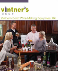Vintner's Best Wine Making Equipment Kit 7.9 Gal