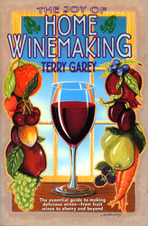 Joy of Home Winemaking Book