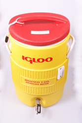 5 Gallon Converted Igloo Cooler Mash Tun W/ False Bottom