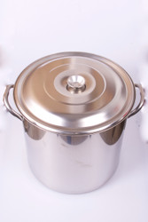 5 Gallon Stainless Steel Pot
