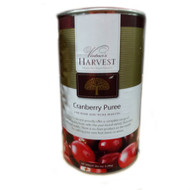 Vintners Harvest Cranberry Puree 49oz