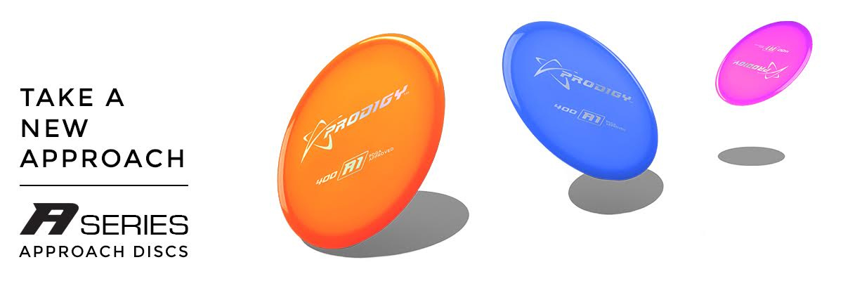 Approach Discs fill the gap between midranges and putters.