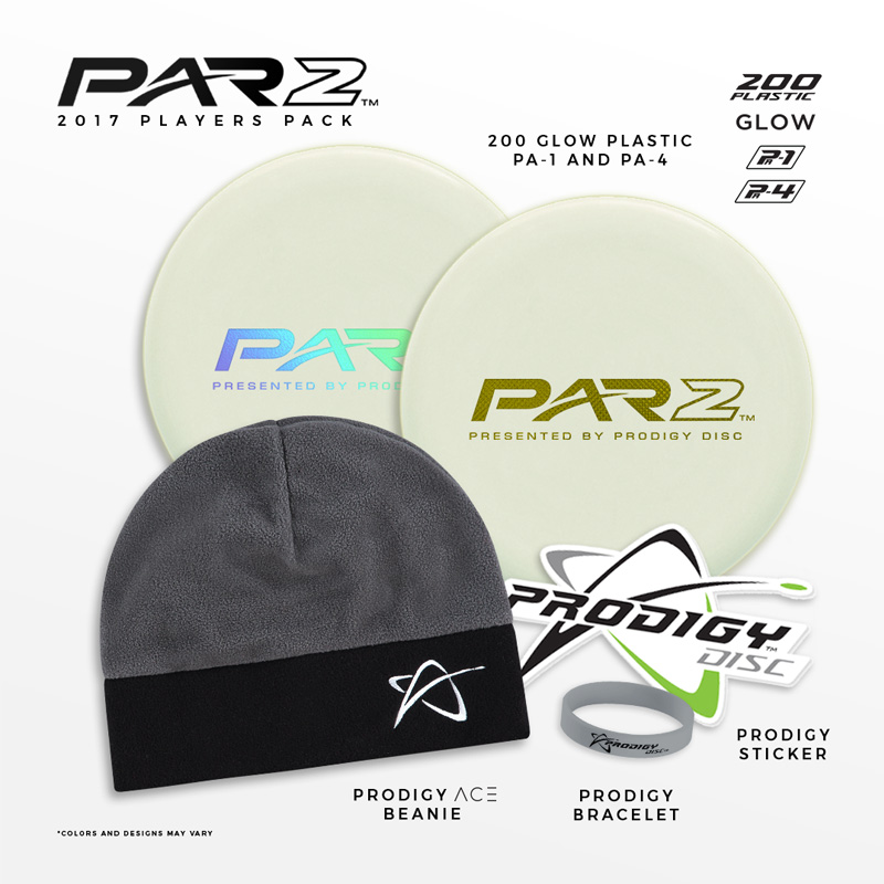 2017 PAR2 player pack